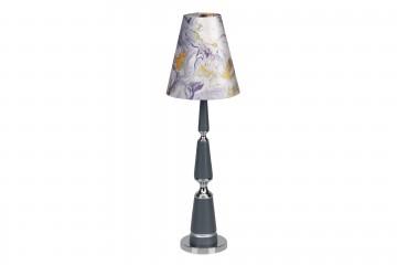 LAMPARA SOBREMESA POLIRESINA BISHOP 22,5x22,5x75CM