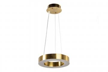 LAMPARA TECHO CON LED INTEGRADO TRENTON 30x30x5 CM