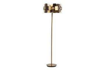 LAMPARA SUELO METAL SUHL 48x48x164 CM
