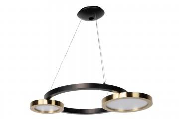 LAMPARA TECHO METAL TORGAU 73x65x100 CM